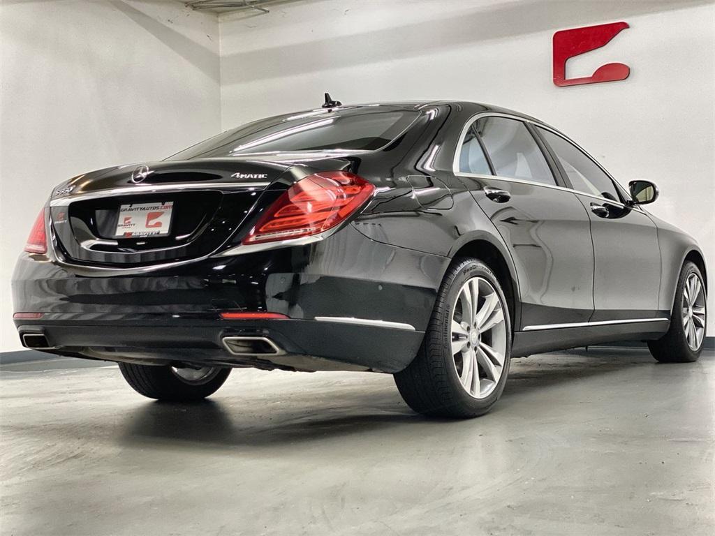 Used 2015 Mercedes-Benz S-Class S 550 for sale $45,998 at Gravity Autos Marietta in Marietta GA 30060 7