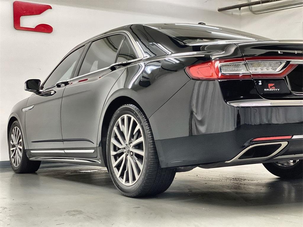 Used 2017 Lincoln Continental Select for sale $29,998 at Gravity Autos Marietta in Marietta GA 30060 11