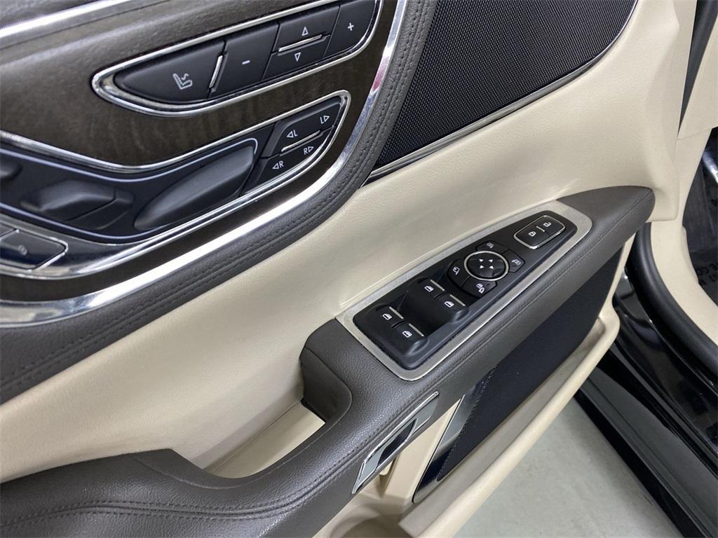 Used 2017 Lincoln Continental Select for sale $29,998 at Gravity Autos Marietta in Marietta GA 30060 19
