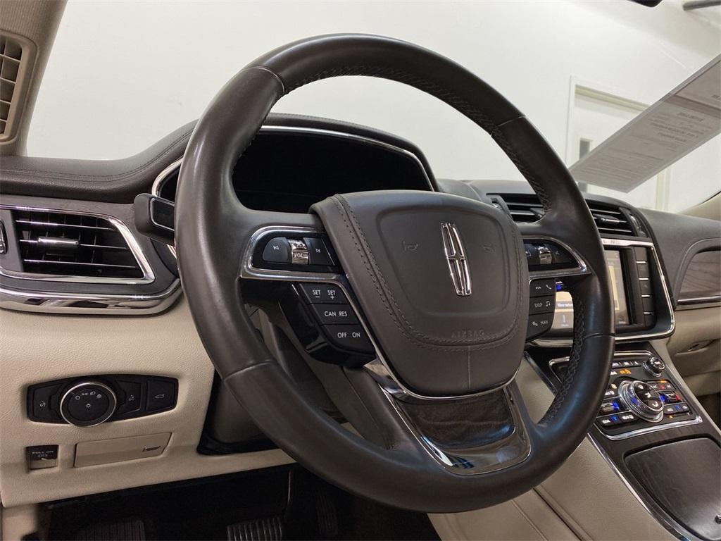 Used 2017 Lincoln Continental Select for sale $29,998 at Gravity Autos Marietta in Marietta GA 30060 22