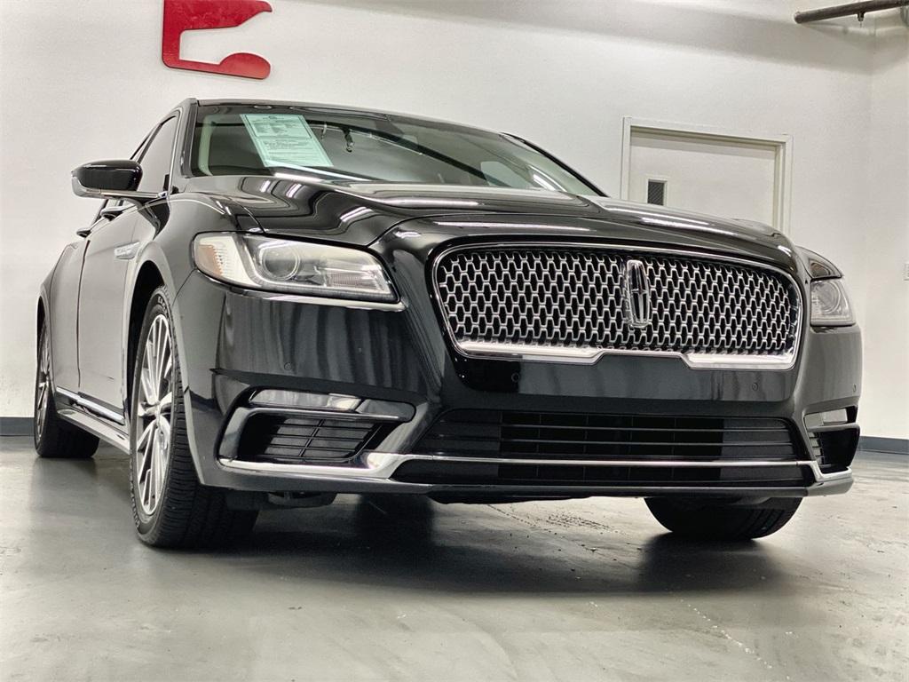 Used 2017 Lincoln Continental Select for sale $29,998 at Gravity Autos Marietta in Marietta GA 30060 3