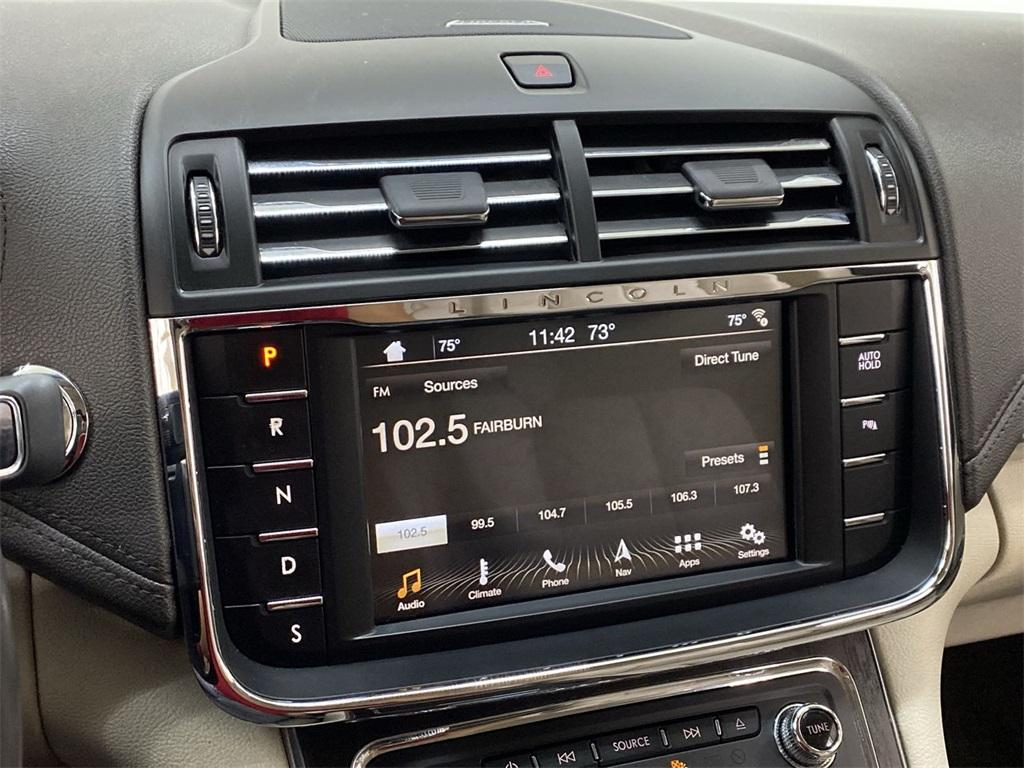 Used 2017 Lincoln Continental Select for sale $29,998 at Gravity Autos Marietta in Marietta GA 30060 34