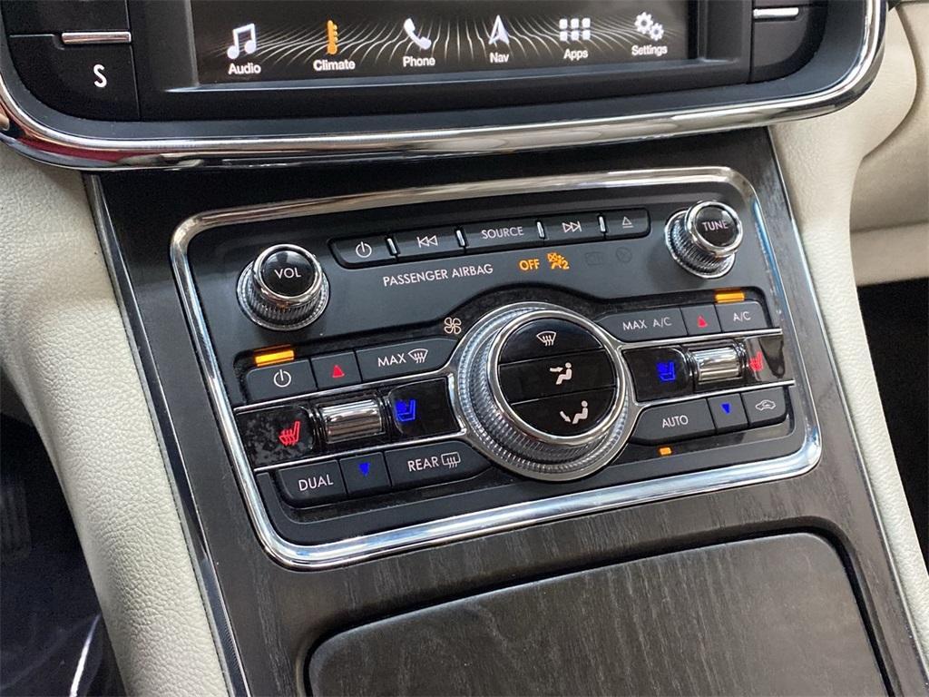 Used 2017 Lincoln Continental Select for sale $29,998 at Gravity Autos Marietta in Marietta GA 30060 35