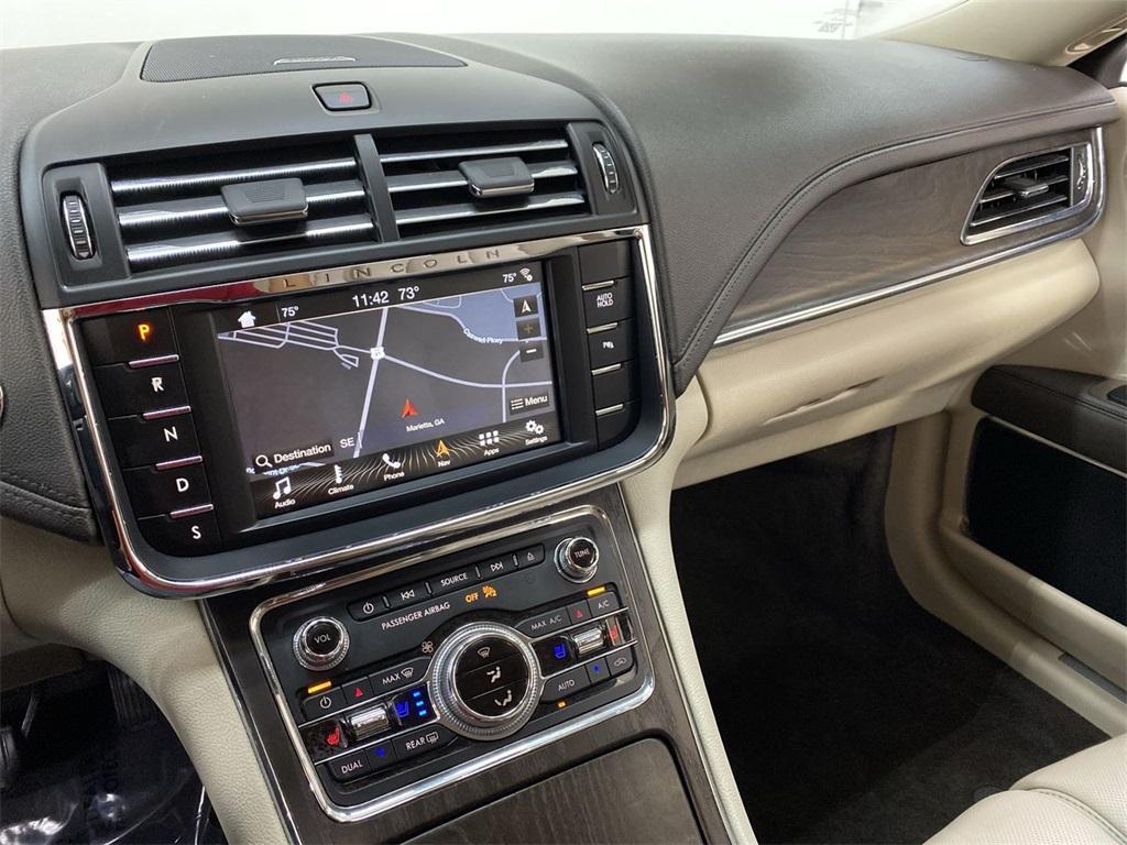 Used 2017 Lincoln Continental Select for sale $29,998 at Gravity Autos Marietta in Marietta GA 30060 38