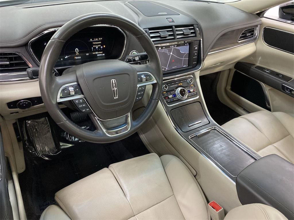 Used 2017 Lincoln Continental Select for sale $29,998 at Gravity Autos Marietta in Marietta GA 30060 40