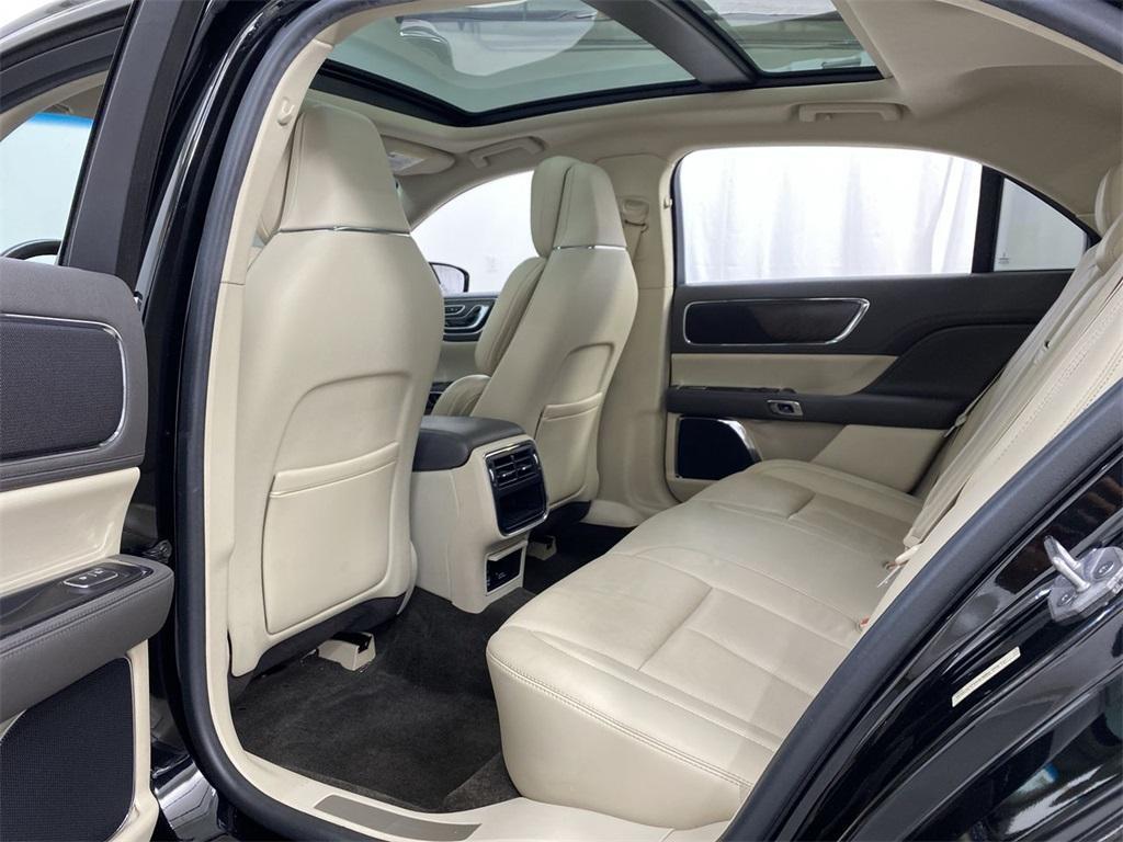 Used 2017 Lincoln Continental Select for sale $29,998 at Gravity Autos Marietta in Marietta GA 30060 42