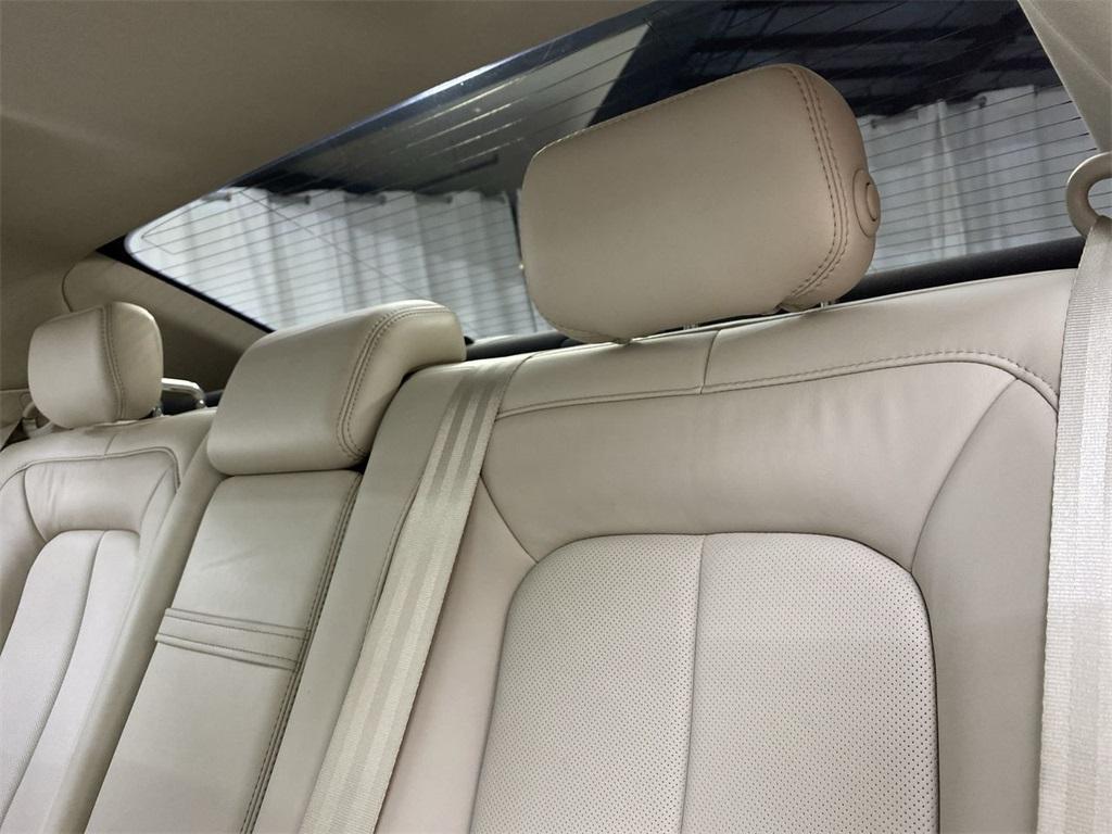 Used 2017 Lincoln Continental Select for sale $29,998 at Gravity Autos Marietta in Marietta GA 30060 44