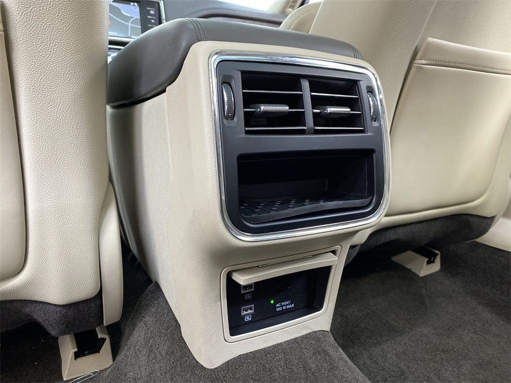 Used 2017 Lincoln Continental Select for sale $29,998 at Gravity Autos Marietta in Marietta GA 30060 45