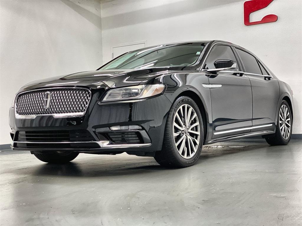 Used 2017 Lincoln Continental Select for sale $29,998 at Gravity Autos Marietta in Marietta GA 30060 5