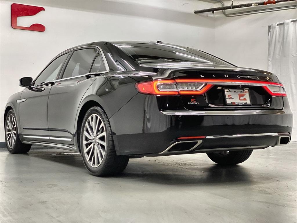 Used 2017 Lincoln Continental Select for sale $29,998 at Gravity Autos Marietta in Marietta GA 30060 6