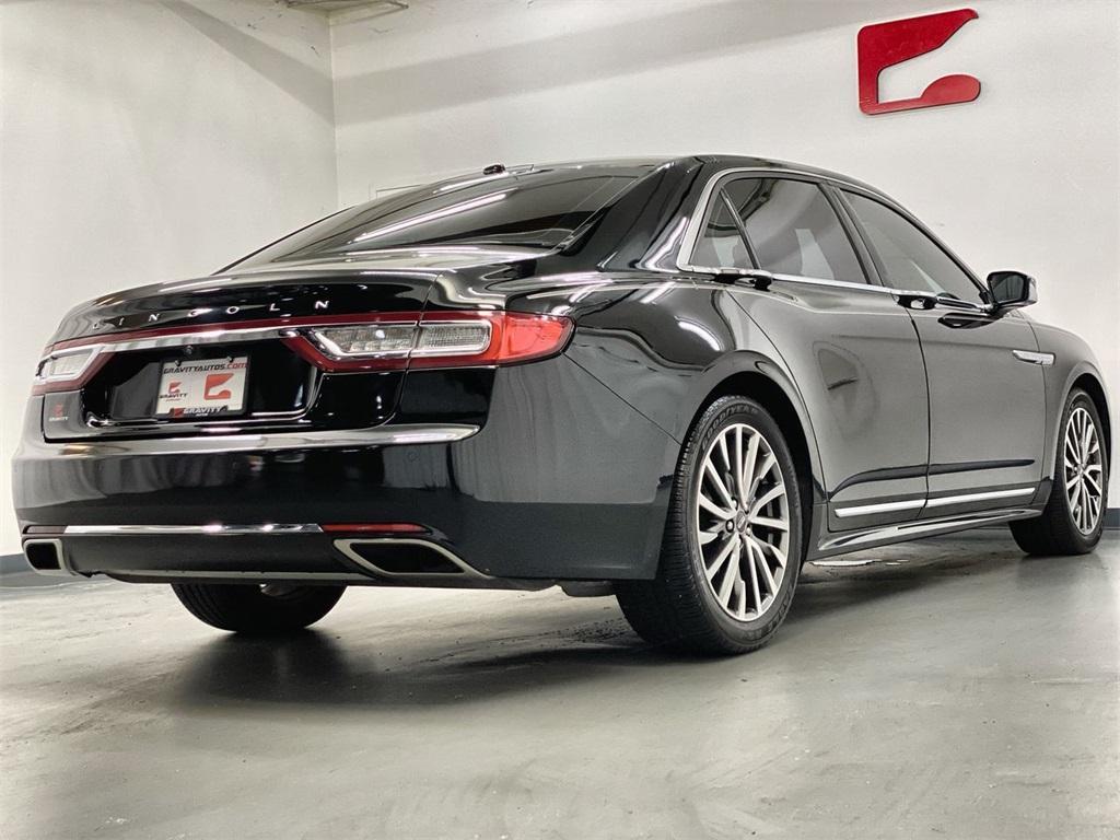 Used 2017 Lincoln Continental Select for sale $29,998 at Gravity Autos Marietta in Marietta GA 30060 7
