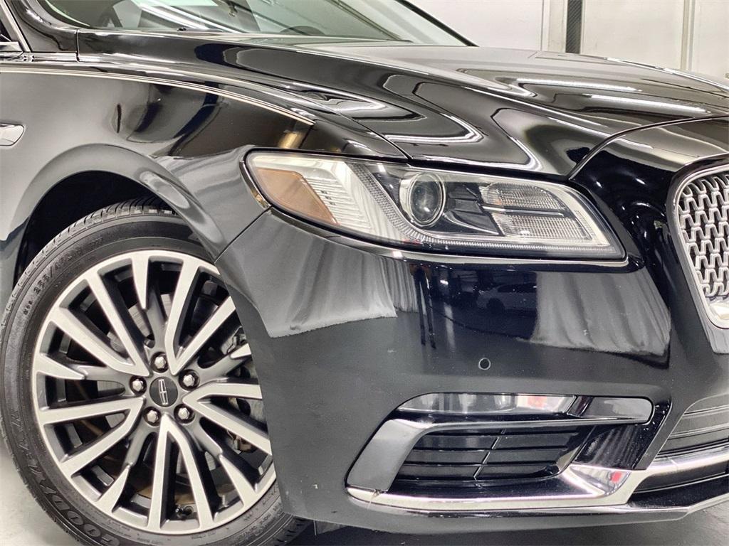 Used 2017 Lincoln Continental Select for sale $29,998 at Gravity Autos Marietta in Marietta GA 30060 8