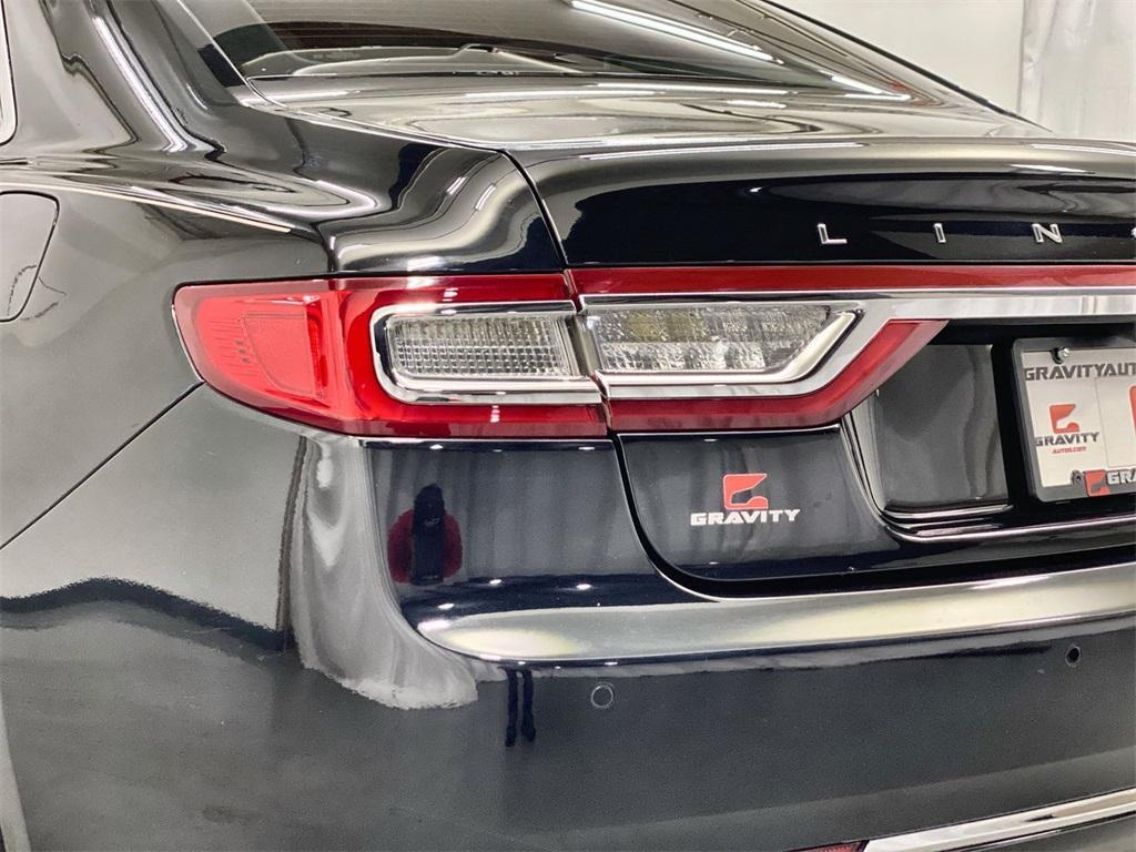 Used 2017 Lincoln Continental Select for sale $29,998 at Gravity Autos Marietta in Marietta GA 30060 9
