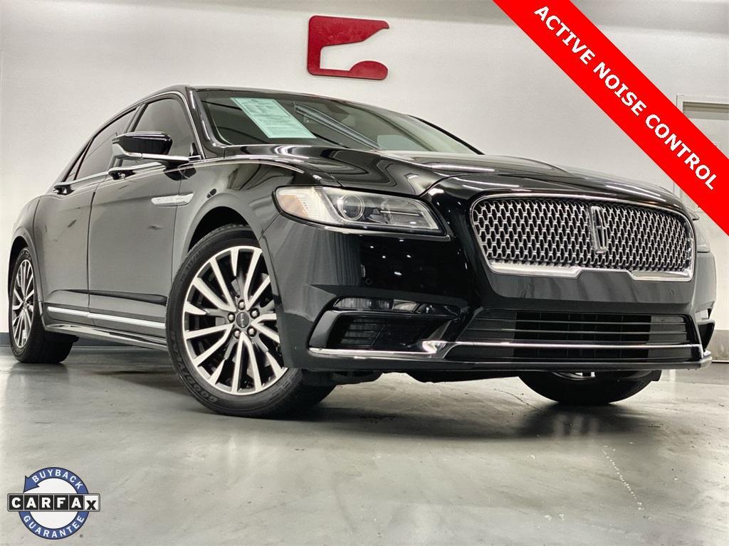 Used 2017 Lincoln Continental Select for sale $29,998 at Gravity Autos Marietta in Marietta GA 30060 1
