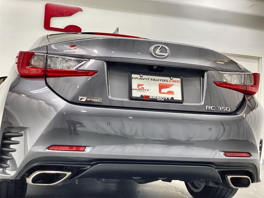 Used 2015 Lexus RC 350 for sale $37,444 at Gravity Autos Marietta in Marietta GA 30060 10