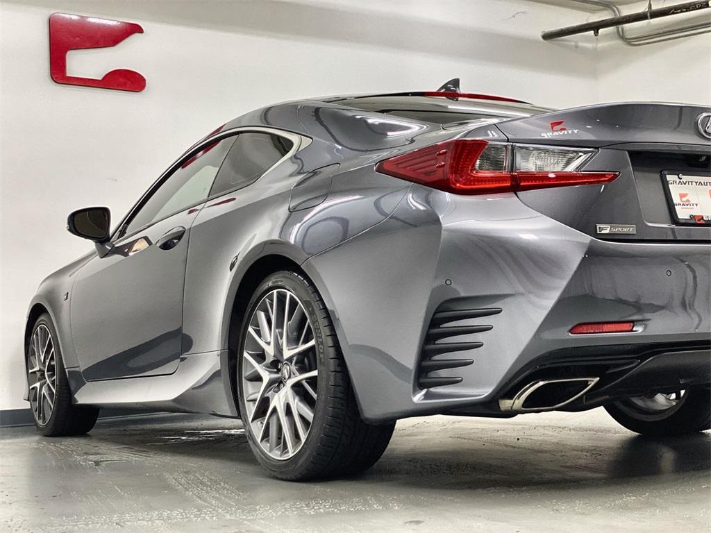 Used 2015 Lexus RC 350 for sale $37,444 at Gravity Autos Marietta in Marietta GA 30060 11