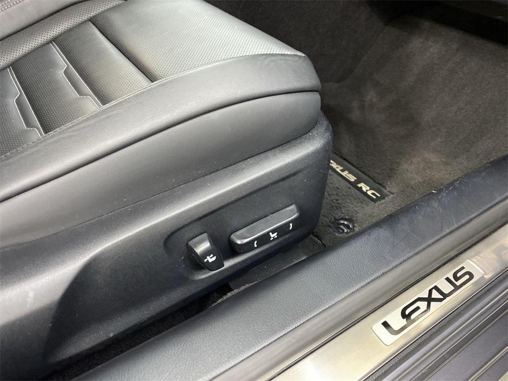 Used 2015 Lexus RC 350 for sale $37,444 at Gravity Autos Marietta in Marietta GA 30060 18