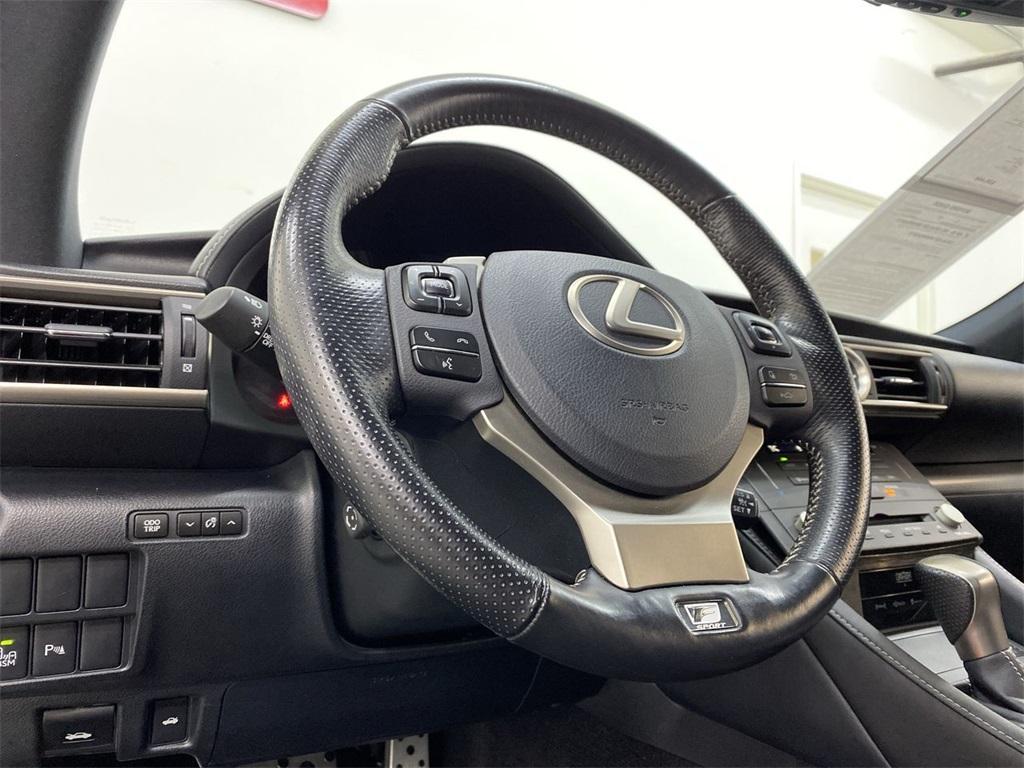 Used 2015 Lexus RC 350 for sale $37,444 at Gravity Autos Marietta in Marietta GA 30060 21