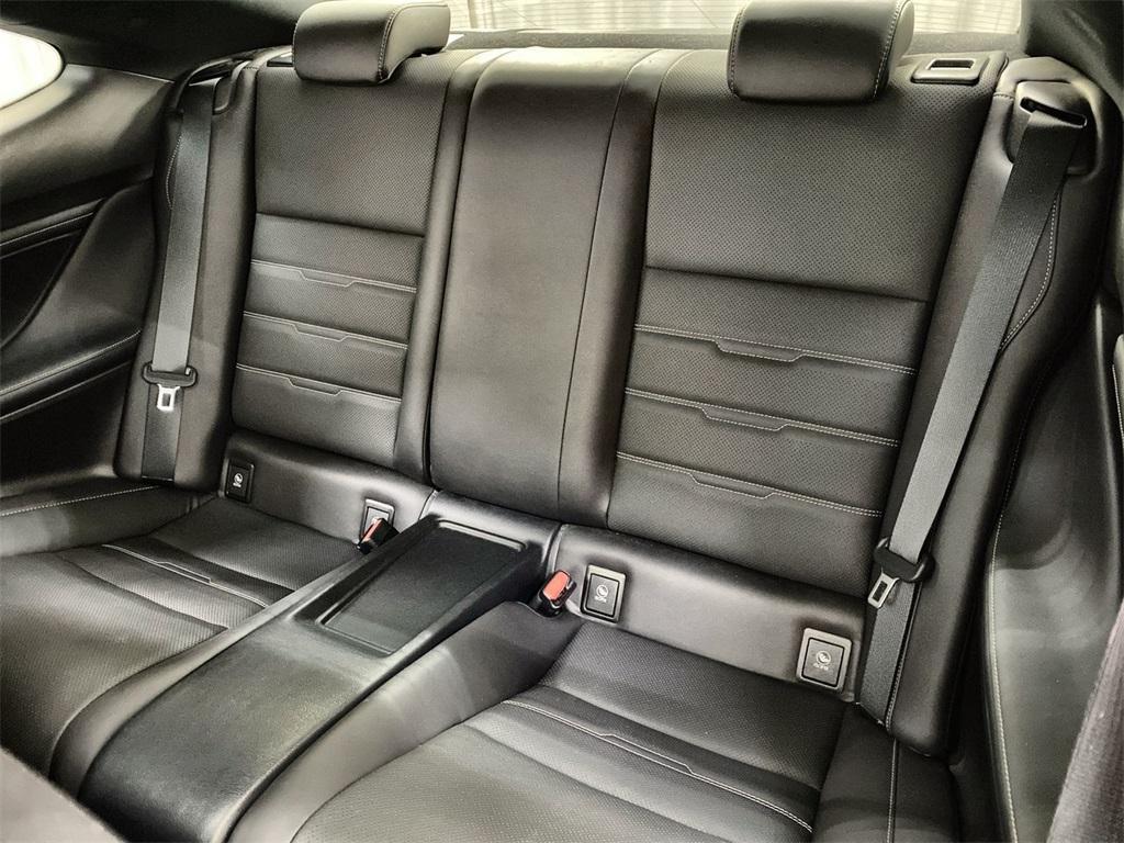 Used 2015 Lexus RC 350 for sale $37,444 at Gravity Autos Marietta in Marietta GA 30060 39