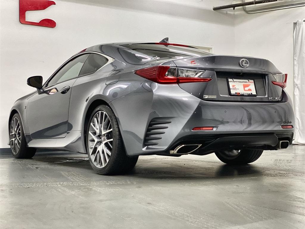 Used 2015 Lexus RC 350 for sale $37,444 at Gravity Autos Marietta in Marietta GA 30060 6