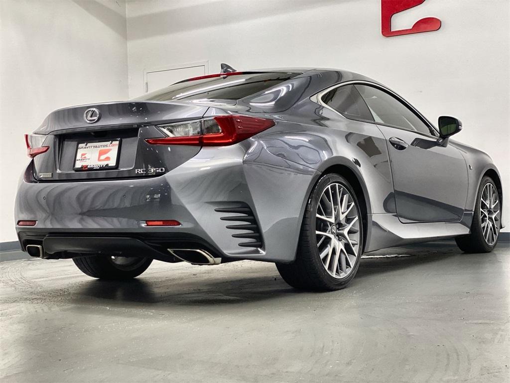 Used 2015 Lexus RC 350 for sale $37,444 at Gravity Autos Marietta in Marietta GA 30060 7