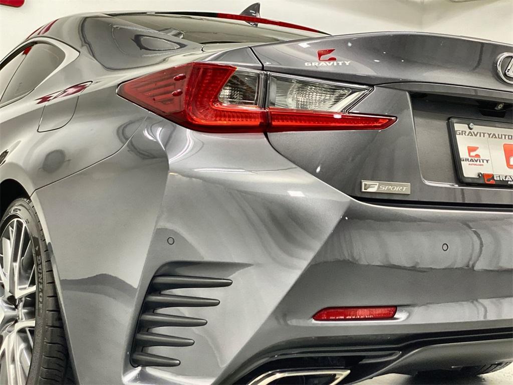 Used 2015 Lexus RC 350 for sale $37,444 at Gravity Autos Marietta in Marietta GA 30060 9
