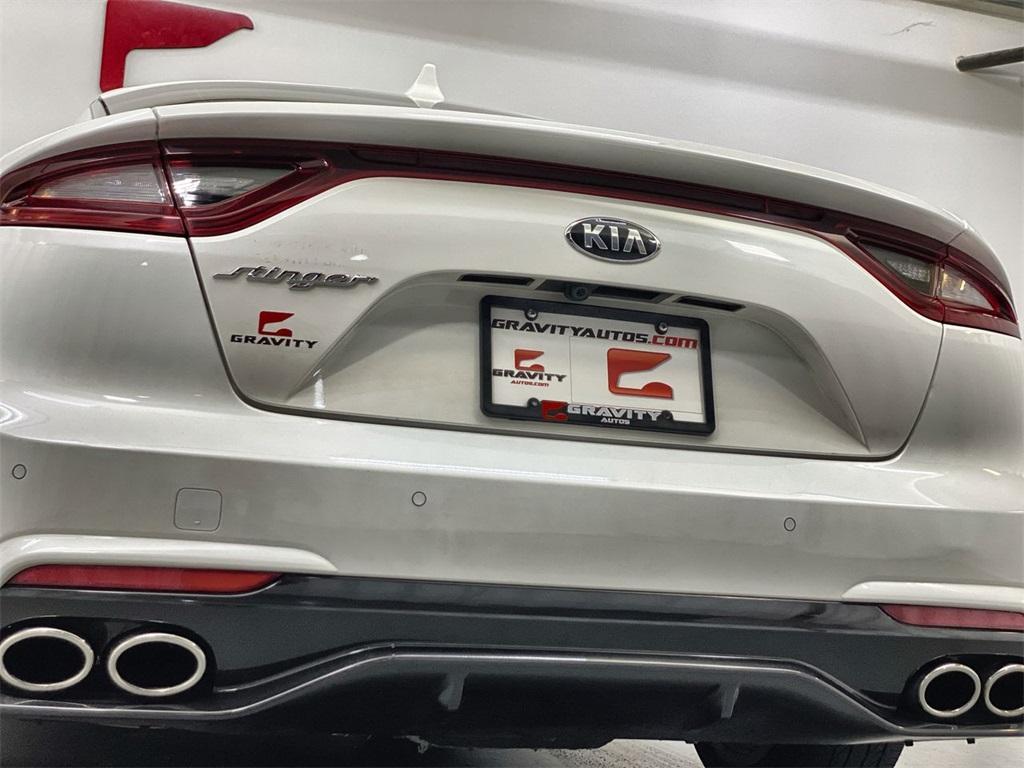 Used 2018 Kia Stinger Premium for sale $28,491 at Gravity Autos Marietta in Marietta GA 30060 10