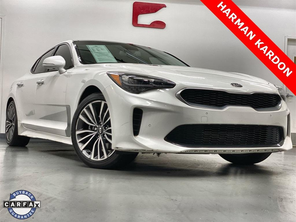 Used 2018 Kia Stinger Premium for sale $28,491 at Gravity Autos Marietta in Marietta GA 30060 1