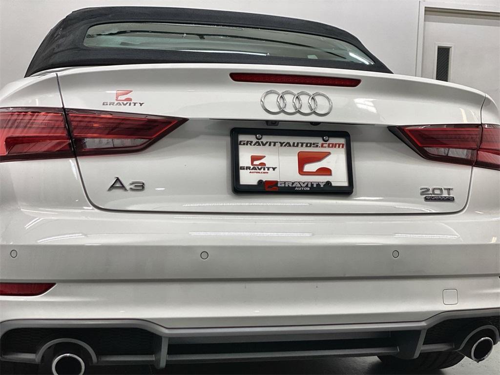 Used 2017 Audi A3 2.0T Premium Plus for sale $33,998 at Gravity Autos Marietta in Marietta GA 30060 10