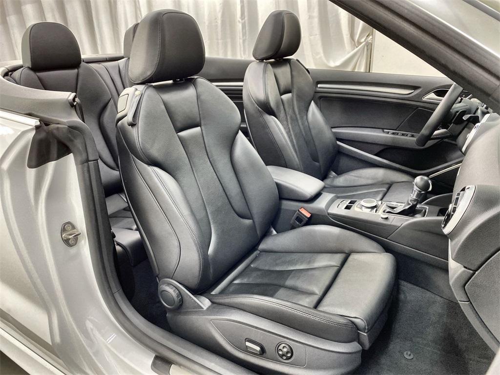 Used 2017 Audi A3 2.0T Premium Plus for sale $33,998 at Gravity Autos Marietta in Marietta GA 30060 17