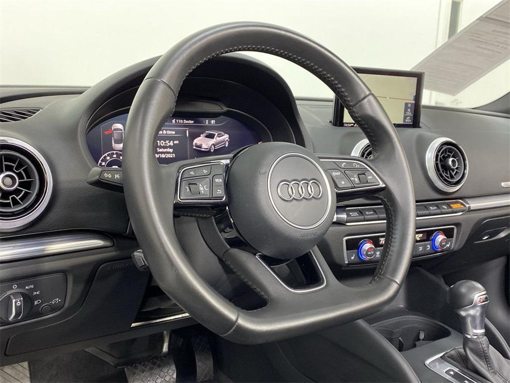 Used 2017 Audi A3 2.0T Premium Plus for sale $33,998 at Gravity Autos Marietta in Marietta GA 30060 22