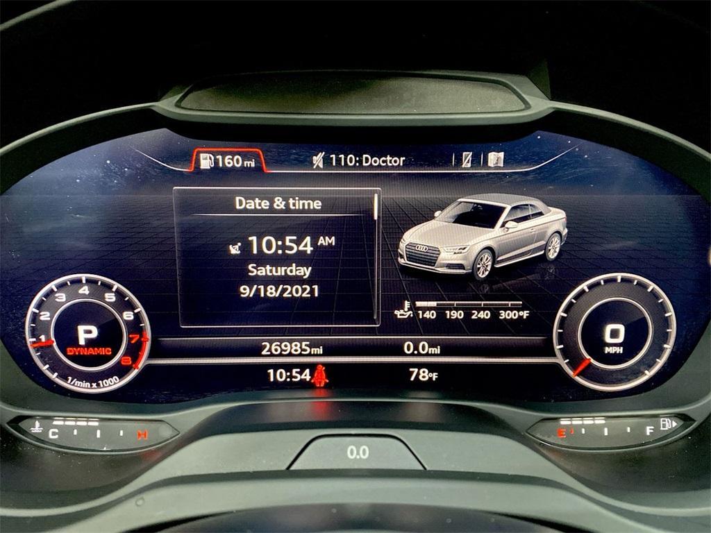 Used 2017 Audi A3 2.0T Premium Plus for sale $33,998 at Gravity Autos Marietta in Marietta GA 30060 26