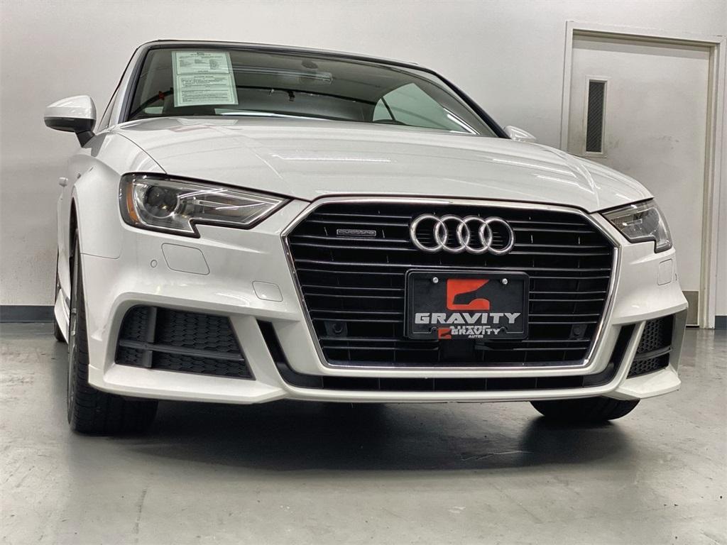 Used 2017 Audi A3 2.0T Premium Plus for sale $33,998 at Gravity Autos Marietta in Marietta GA 30060 3
