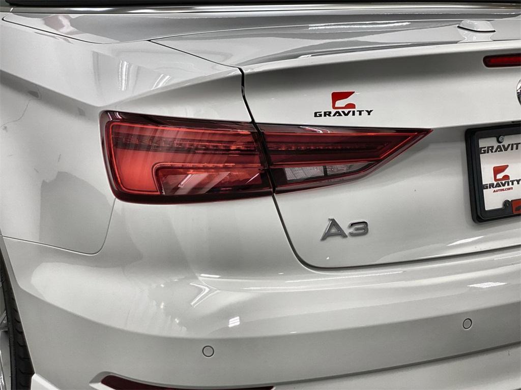 Used 2017 Audi A3 2.0T Premium Plus for sale $33,998 at Gravity Autos Marietta in Marietta GA 30060 9