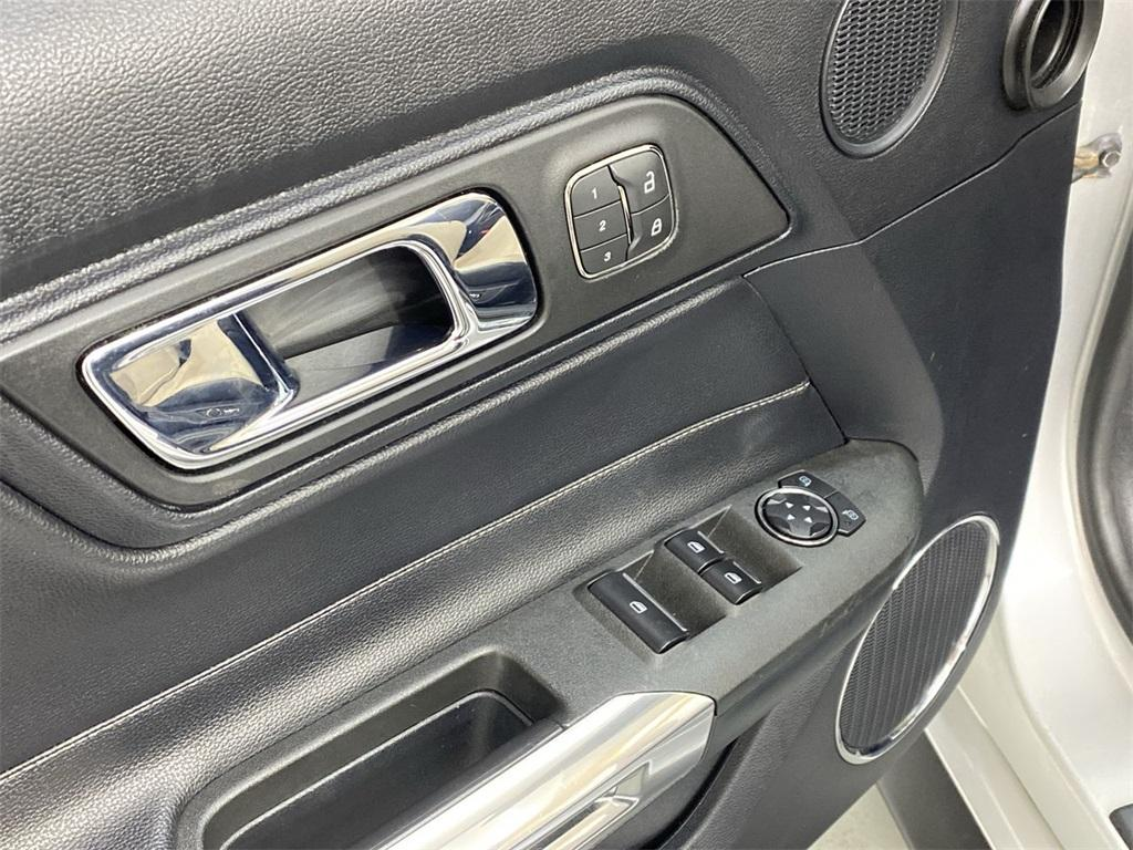 Used 2016 Ford Mustang EcoBoost Premium for sale $23,998 at Gravity Autos Marietta in Marietta GA 30060 19