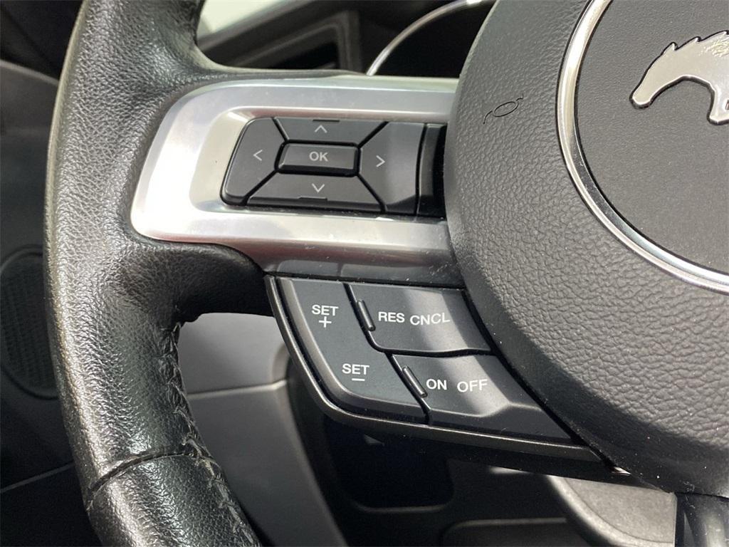 Used 2016 Ford Mustang EcoBoost Premium for sale $23,998 at Gravity Autos Marietta in Marietta GA 30060 23