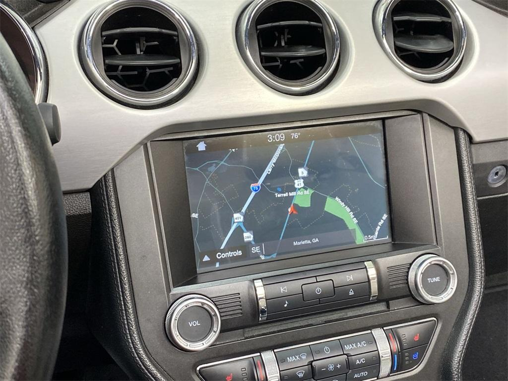 Used 2016 Ford Mustang EcoBoost Premium for sale $23,998 at Gravity Autos Marietta in Marietta GA 30060 29