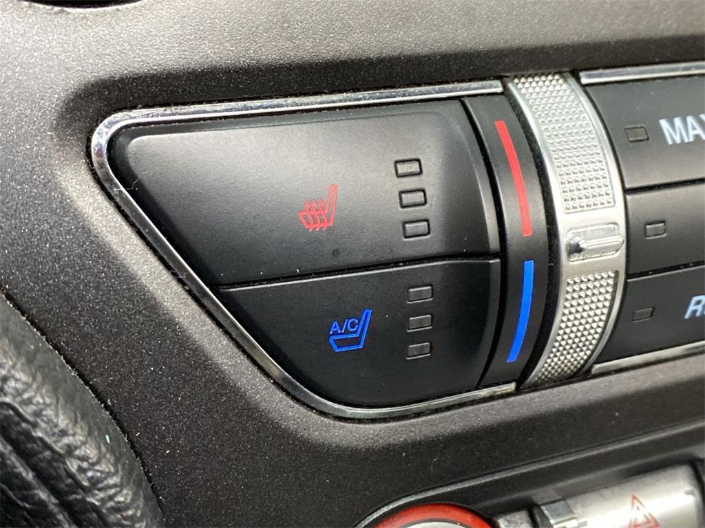 Used 2016 Ford Mustang EcoBoost Premium for sale $23,998 at Gravity Autos Marietta in Marietta GA 30060 34