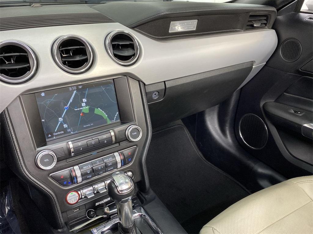 Used 2016 Ford Mustang EcoBoost Premium for sale $23,998 at Gravity Autos Marietta in Marietta GA 30060 37