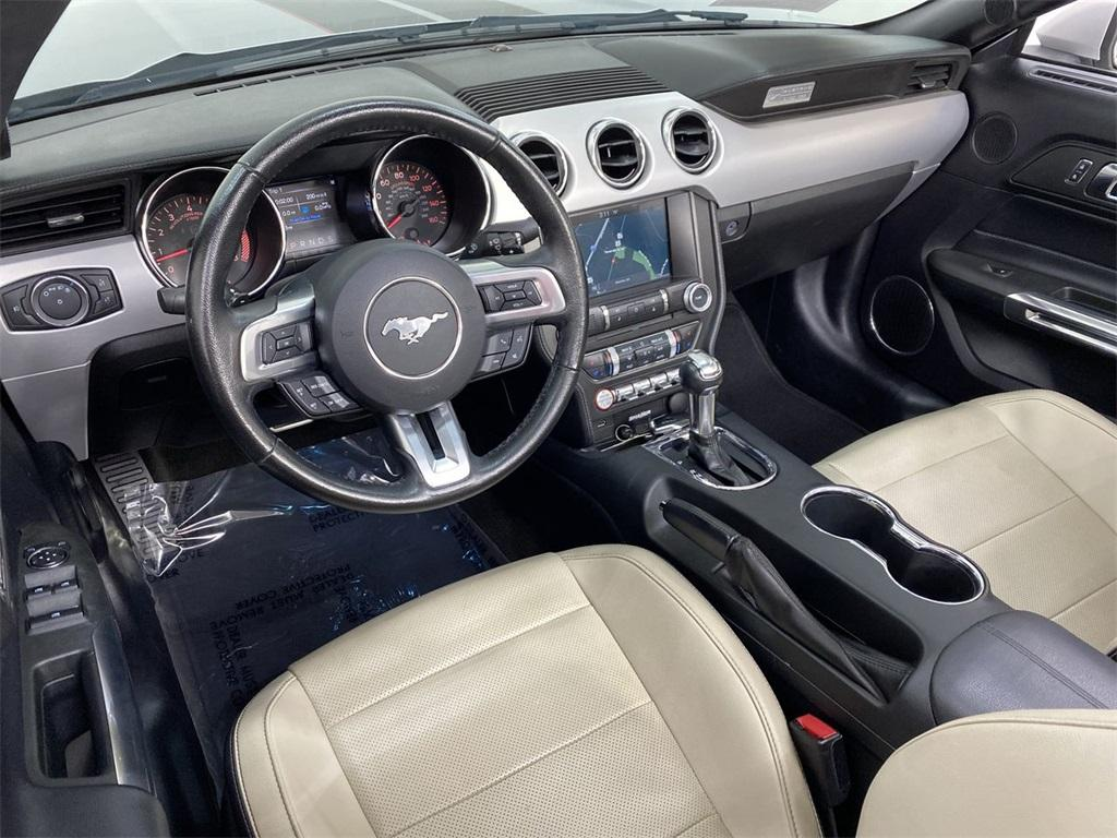 Used 2016 Ford Mustang EcoBoost Premium for sale $23,998 at Gravity Autos Marietta in Marietta GA 30060 39