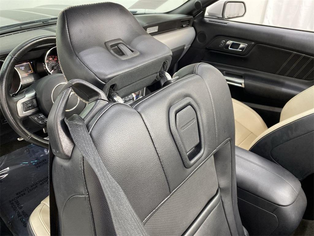Used 2016 Ford Mustang EcoBoost Premium for sale $23,998 at Gravity Autos Marietta in Marietta GA 30060 41