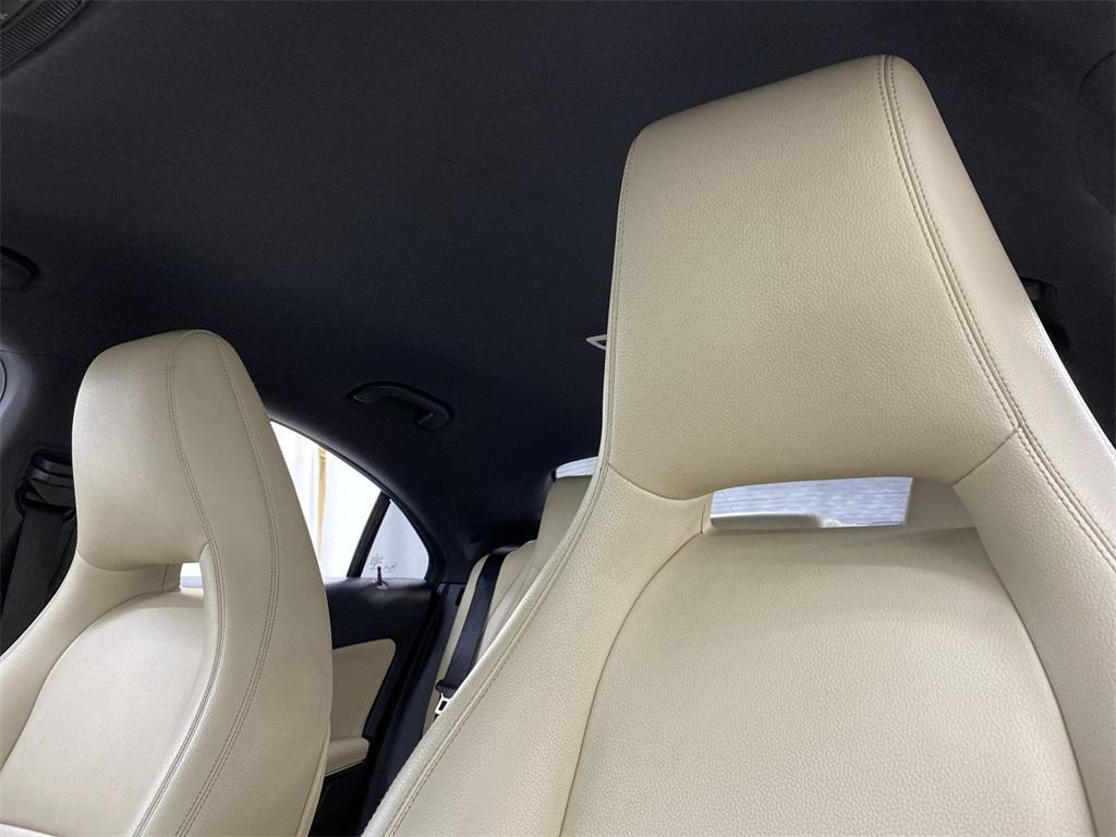 Used 2015 Mercedes-Benz CLA CLA 250 for sale Sold at Gravity Autos Marietta in Marietta GA 30060 33