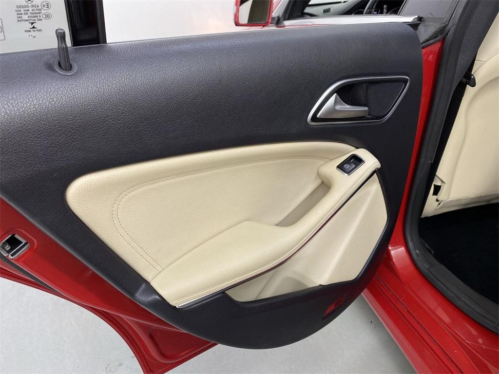 Used 2015 Mercedes-Benz CLA CLA 250 for sale Sold at Gravity Autos Marietta in Marietta GA 30060 40