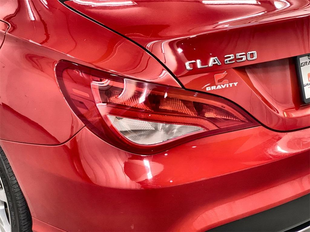 Used 2015 Mercedes-Benz CLA CLA 250 for sale Sold at Gravity Autos Marietta in Marietta GA 30060 9