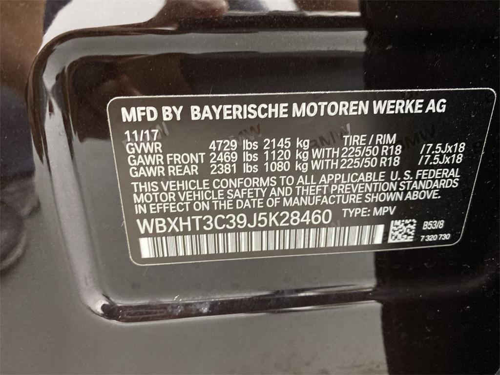 Used 2018 BMW X1 xDrive28i for sale $28,444 at Gravity Autos Marietta in Marietta GA 30060 47