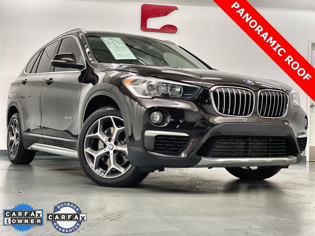 Used 2018 BMW X1 xDrive28i for sale $28,444 at Gravity Autos Marietta in Marietta GA 30060 1