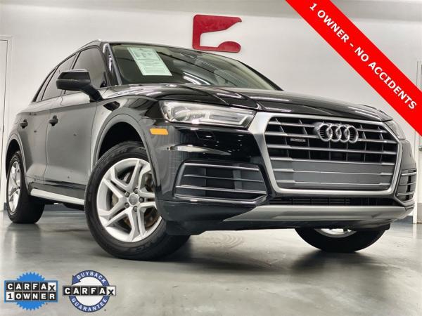 Used 2018 Audi Q5 for sale $32,888 at Gravity Autos Marietta in Marietta GA