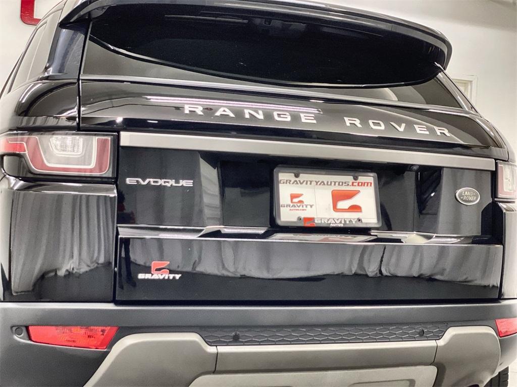 Used 2019 Land Rover Range Rover Evoque for sale $36,998 at Gravity Autos Marietta in Marietta GA 30060 10