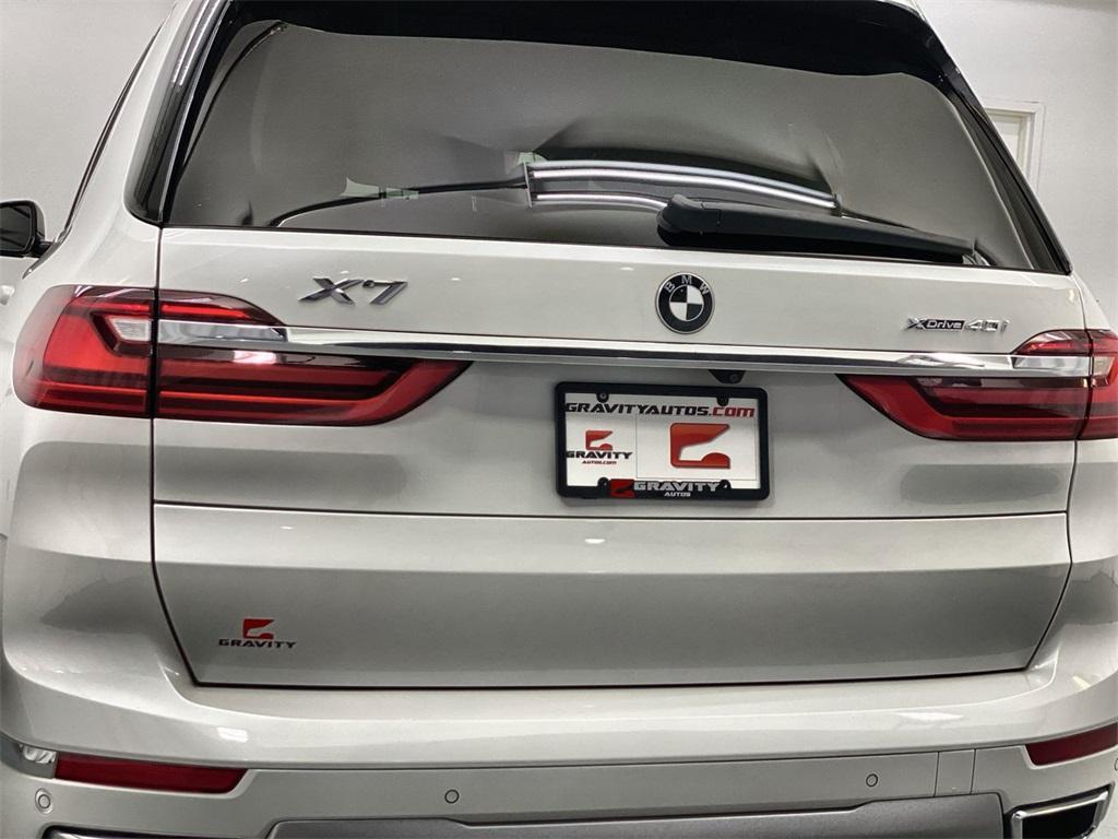 Used 2019 BMW X7 xDrive40i for sale $77,777 at Gravity Autos Marietta in Marietta GA 30060 10