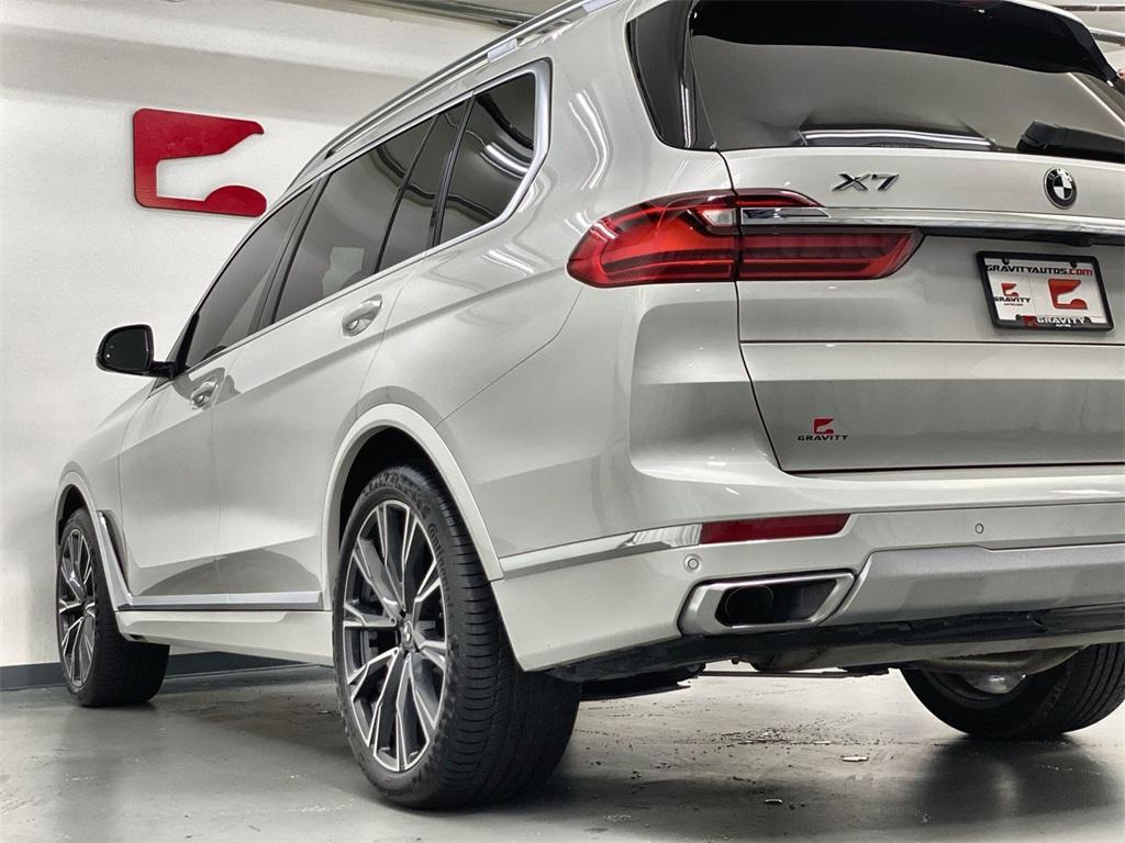 Used 2019 BMW X7 xDrive40i for sale $77,777 at Gravity Autos Marietta in Marietta GA 30060 11